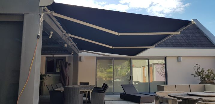 Motorised House Awning
