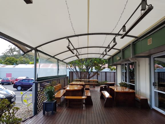Northland Club Canopy
