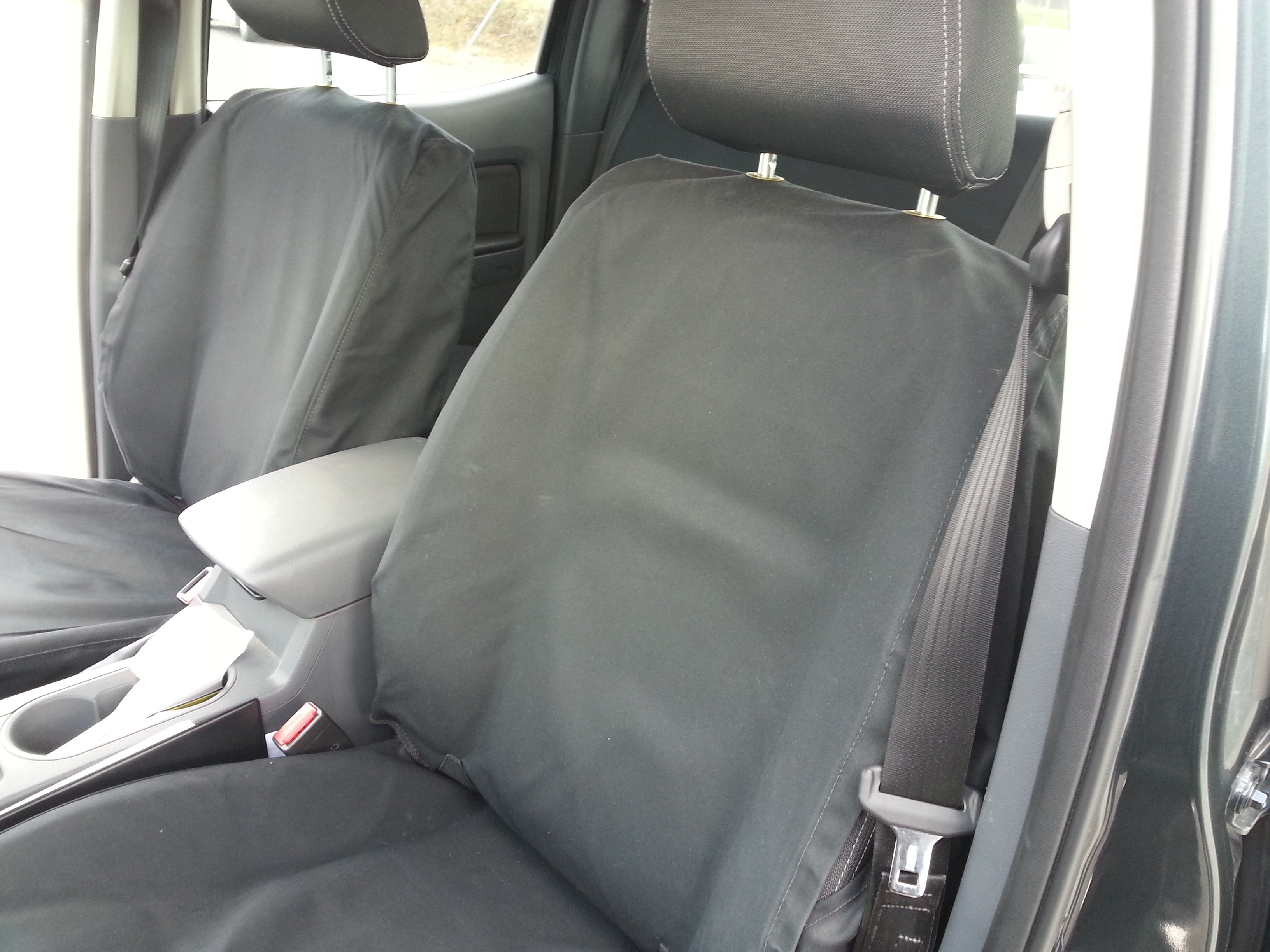 Ute front seat cover