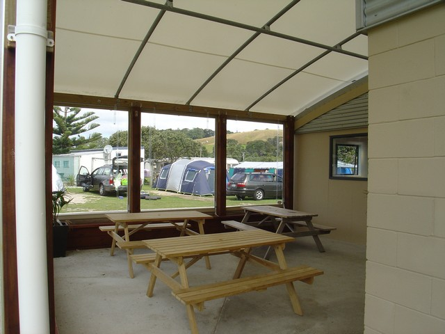 Camp ground Canopy